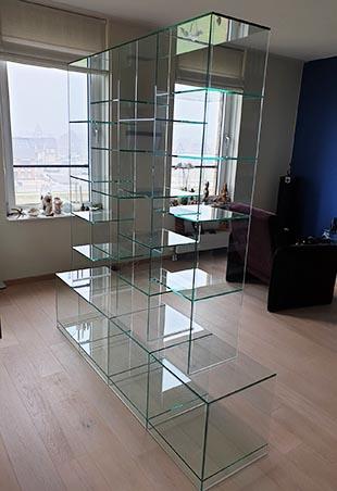 Kast Voor Glaswerk.Brouwer Wonen Vitrines En Kasten