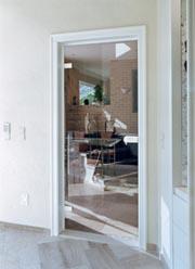 GLAS deuren voor douches, badafscheidingen, binnen en buitendeuren ...